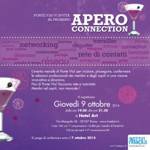 INVITO 9-10-2014-AperoConnection