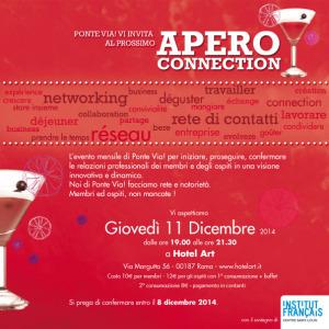 Invito apéro 11 dicembre 2014