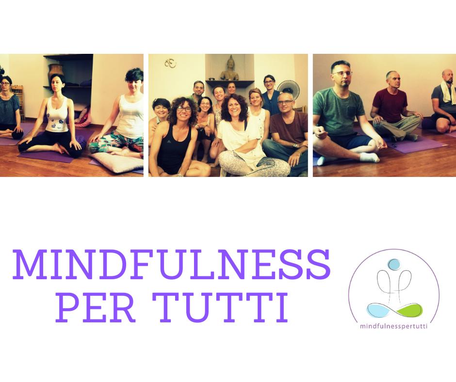 Mindfulness per tutti - Atelier Sophie Liberatore